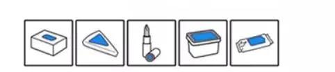 Etiquetadora plana con tapa de caja automática de alta precisión