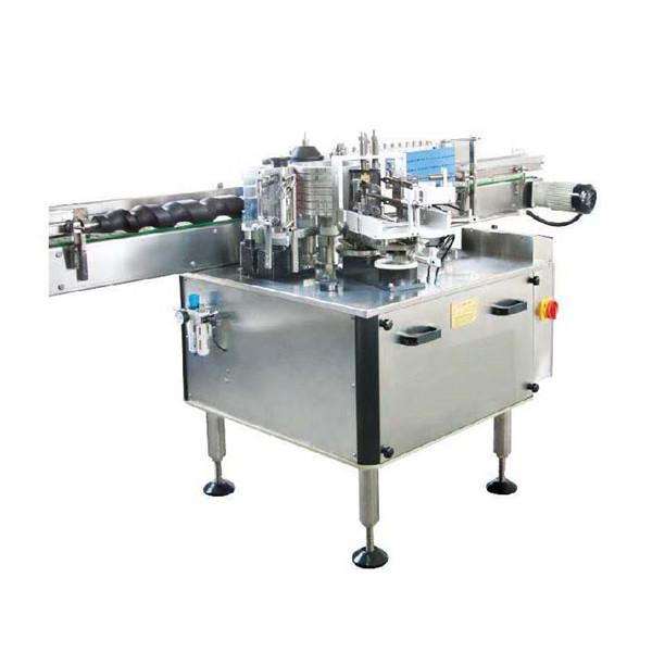 Máquina de etiquetado de pegamento húmedo con pegamento frío automático de alta velocidad