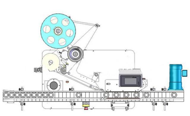 Estructura de la máquina