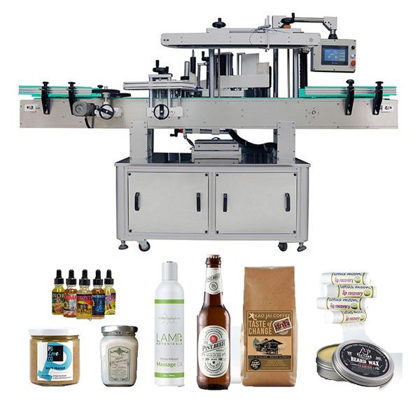 Máquina de etiquetado de productos