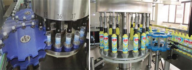 Los detalles de la máquina etiquetadora de posicionamiento rotativo automático